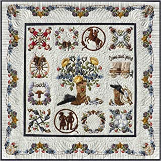 boot quilt pattern