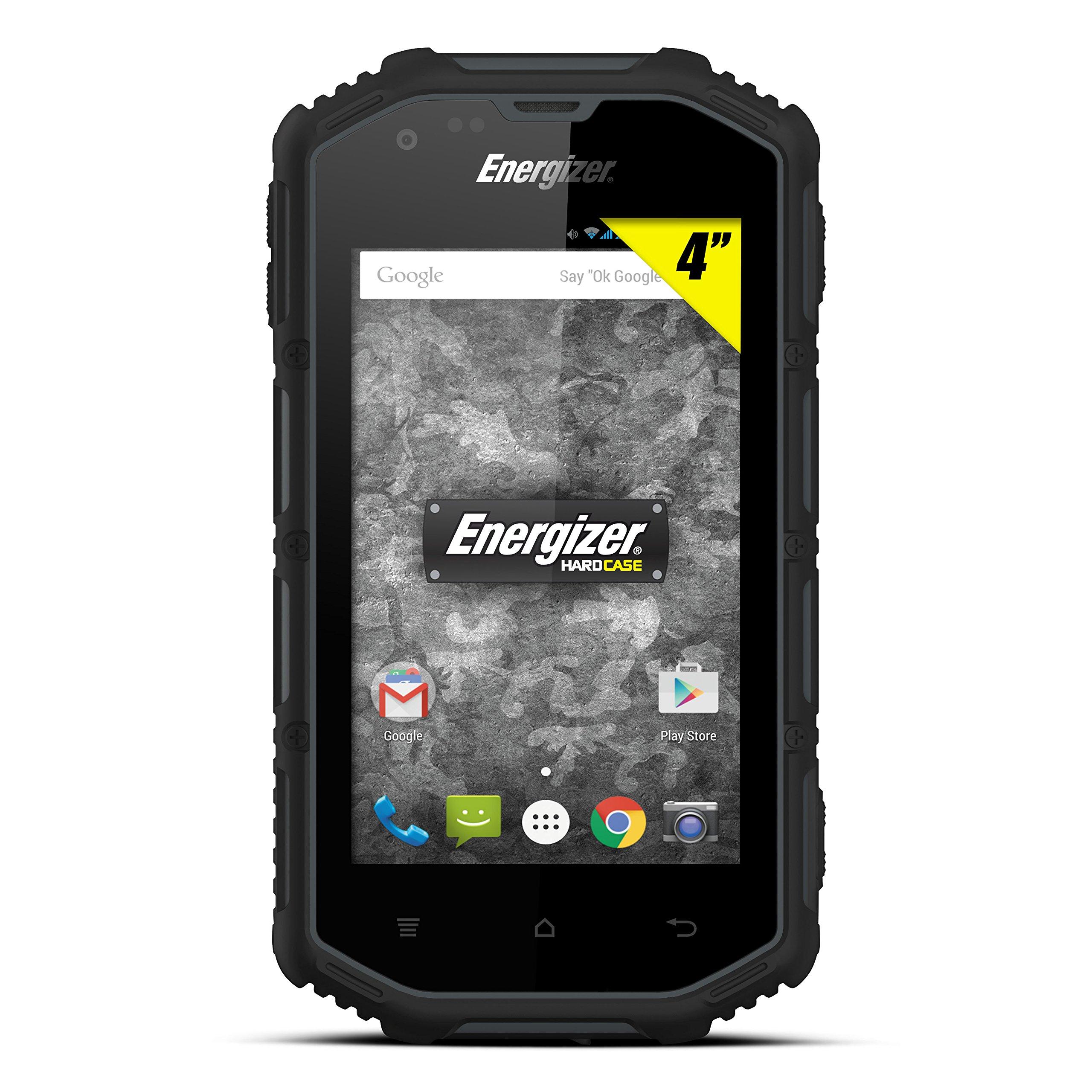 Energizer Smartphone teléfono móvil Energy 400, Negro: Amazon.es ...