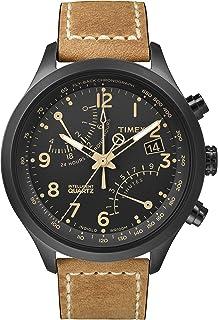 Timex Intelligent Quartz Fly-Back Chronograph Watch