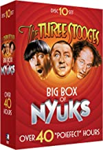 Three Stooges - Big Box of Nyuks