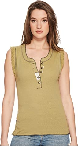 Free People Last Stop Tank Top