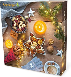 Seeberger Adventskalender 2020, 1er Pack 1 x 510 g