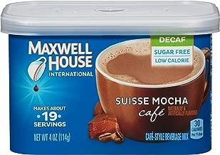 Best suisse mocha decaf sugar free Reviews