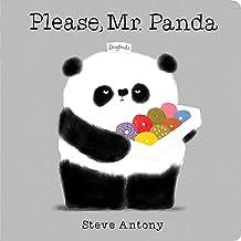 Please, Mr. Panda (A Board Book): A Board Book