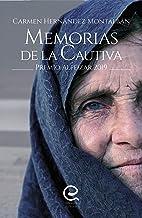 Memorias de la Cautiva: Premio Alféizar de Novela, 2019 (