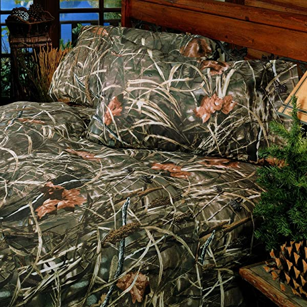 Realtree Max 4 Sheet Set Full