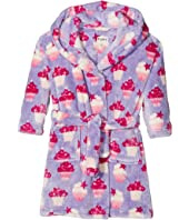 Hatley Kids - Cupcakes Fleece Robe (Toddler/Little Kids/Big Kids)