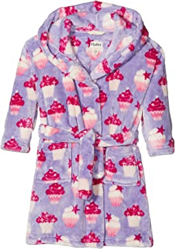 Hatley Kids - Cupcakes Fleece Robe (Toddler/Little Kids/Big Kids)