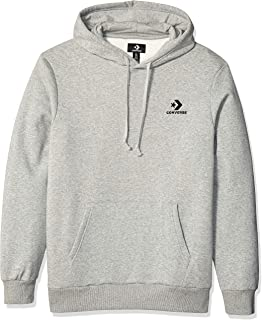 Converse Men's Star Chevron Embroidered Pullover Hoodie