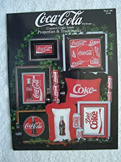 Coca-Cola Counted Cross-Stitch Properties & Trademarks