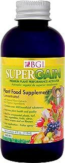 BGI Fertilizers 100532655 SuperGain, White