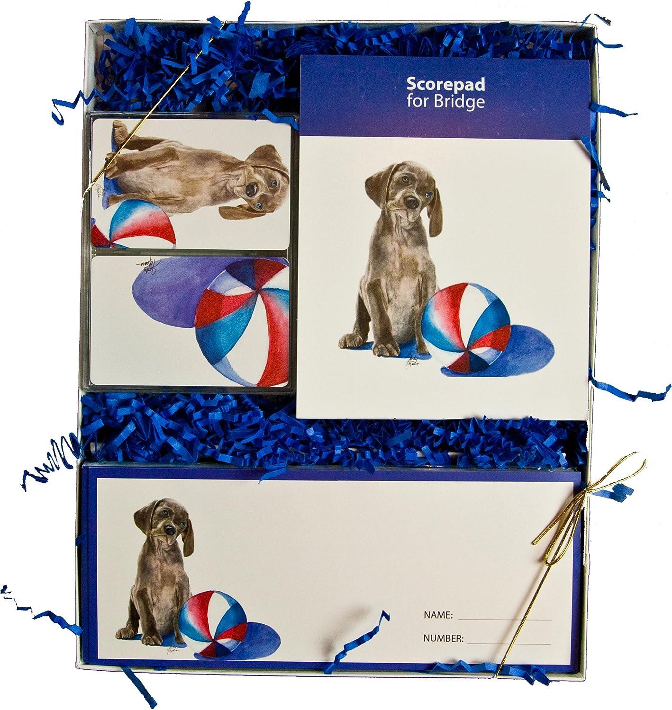 Rainbow Card Company Bridge Gift Set  Sammy