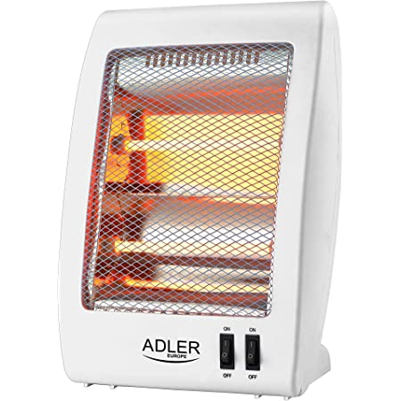 Adler AD 7709 Chauffage, Multicolore, Taille Unique
