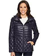 LAUREN Ralph Lauren - Hooded Short Soft Down Coat