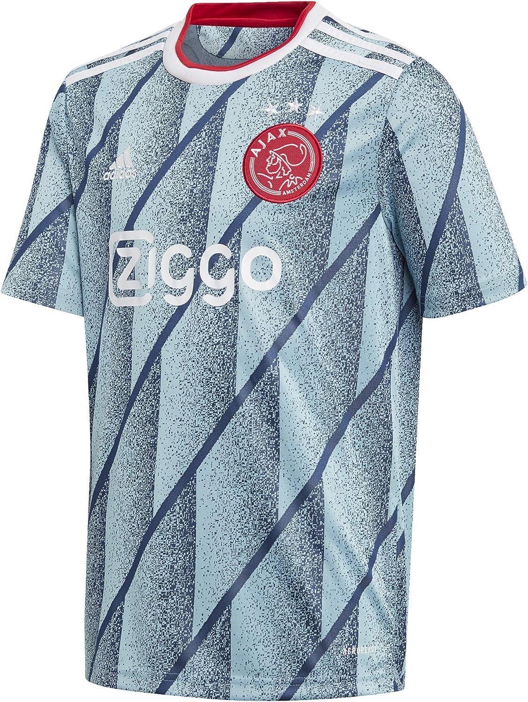 adidas Ajax Amsterdam Temporada 2020/21 Ajax A JSY Y Maglia seconda Divisa Bambino