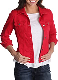 c83f5ee9a1f27 Best Seller in Women's Denim Jackets · Riders by Lee Indigo Women's Stretch Denim  Jacket