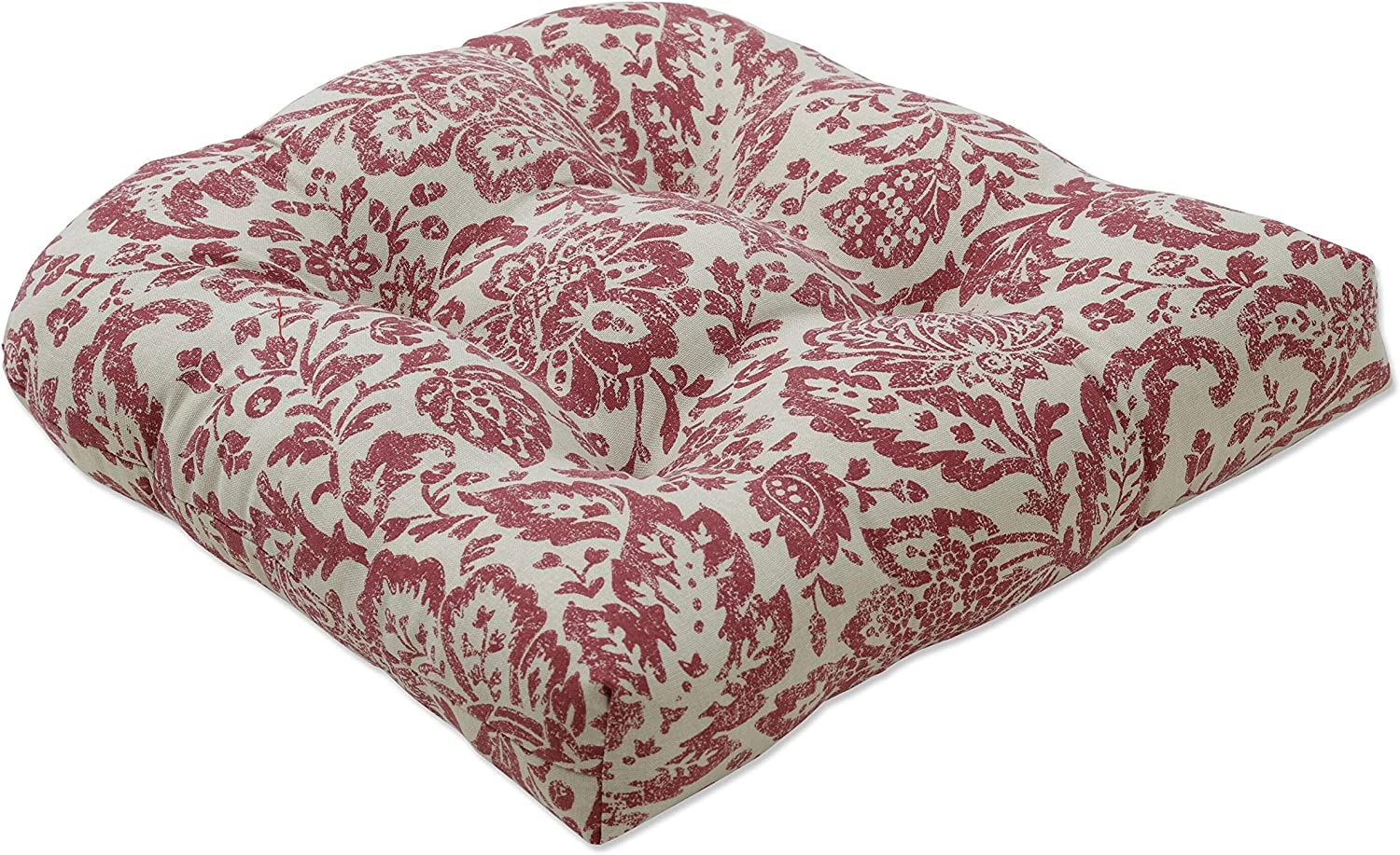 Pillow Under blast sales Perfect Indoor Fairhaven Discount mail order Red Cushion Chair x 19
