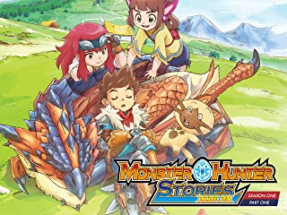 Monster Hunter Stories Ride On, Season 1, Pt. 1