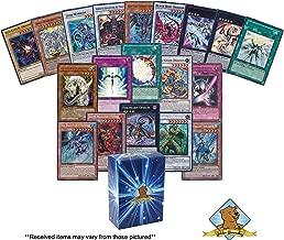 Yugioh All Foil and Rares Lot - 5 Secrets - 5 Rares - 10 Super/Ultra Holo Rares! Includes Golden Groundhog Deck Box!