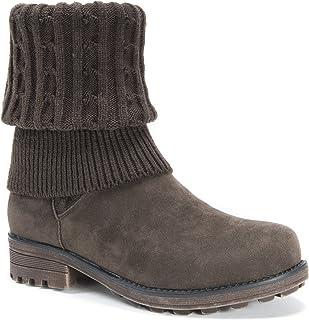 أحذية MUK LUKS النسائية Kelby