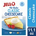 Jell-O No-Bake Real Cheesecake Dessert, 11.1 oz