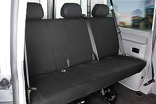 MA/ß Schonbez/üge Sitzbezug Sitzbez/üge VW T5 T6 CARAVELLE//TRANSPORTER conductor /& pasajero 05