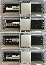 DATARAM 128GB (4X32GB) DDR3 PC3-10600 1333mhZ ECC Memory Ram Upgrade Kit for The 2013 Mac Pro 6,1