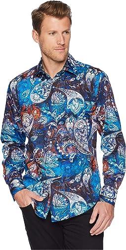 Mayar Long Sleeve Woven Shirt
