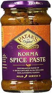 pataks korma curry paste