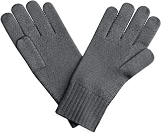 Unisex Jersey Knit Scarf - Matching Gloves 100% Pure Cashmere Accessories • Add Both to Cart for a Set