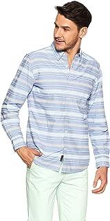 Buffalo by FBB Men's Printed Regular Fit Casual Shirt