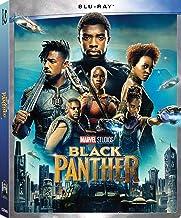 BLACK PANTHER BLU-RAY MARVEL STUDIOS WITH DISNEY MOVIE REWARDS (NO DIGITAL) 2018