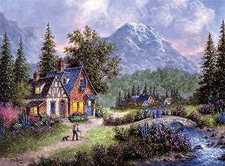 Buffalo Games Dennis Lewan, Bear Mountain - 1000pc Jigsaw Puzzle