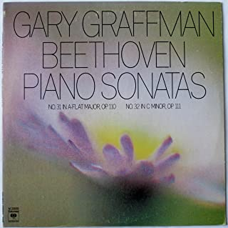 Gary Graffman: Beethoven Piano Sonatas No. 31 in A-Flat Major, Op. 110 / No. 32 in C Minor, Op. 111