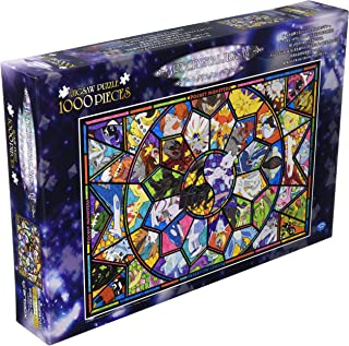 Pokemon 1000 Piece Art Crystal Jigsaw Puzzle Pocket Monsters Legendary Pokemon (50 x 75 cm)