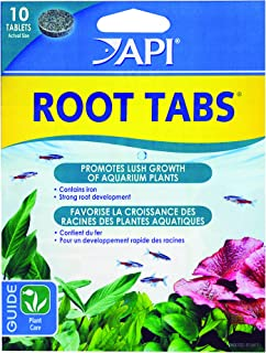 API ROOT TABS Freshwater Aquarium Plant Fertilizer 0.4-Ounce 10-Count Box
