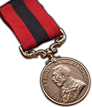 Distinguished Conduct Military Medal George 5TH British Army Award for Bravery WW1 Replica