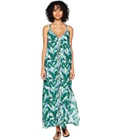 Letarte - Sleeveless Maxi Dress Cover-Up