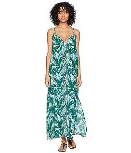 Sleeveless Maxi Dress Cover-Up