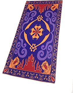 Tassels Included Magic Carpet Costume Towel Inspired by Aladdin by Magic Princess Whitney
