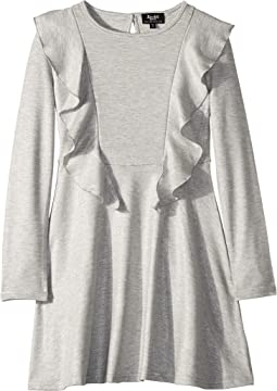 Metallic Ponte Dress (Big Kids)