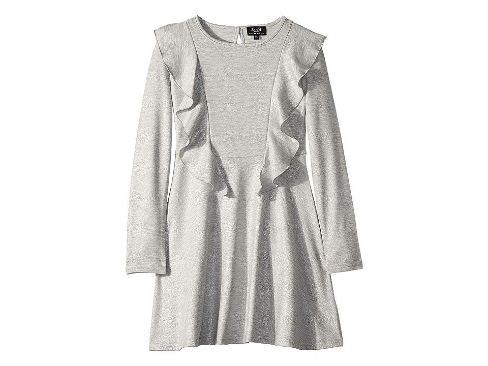 Bardot Junior Metallic Ponte Dress (Big Kids) (Lurex) Girl