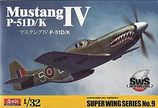 ZKMSWS009 1:32 Zoukei-Mura P-51D P-51K Mustang [MODEL BUILDING KIT]