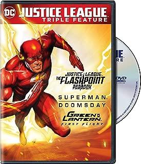 JL:Flashpoint/SM:Doomsday/GL:First Fligh