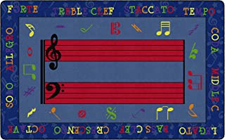 Best music classroom rug Reviews