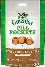 Greenies Pill Pockets Natural Dog Treats, Tablet Size