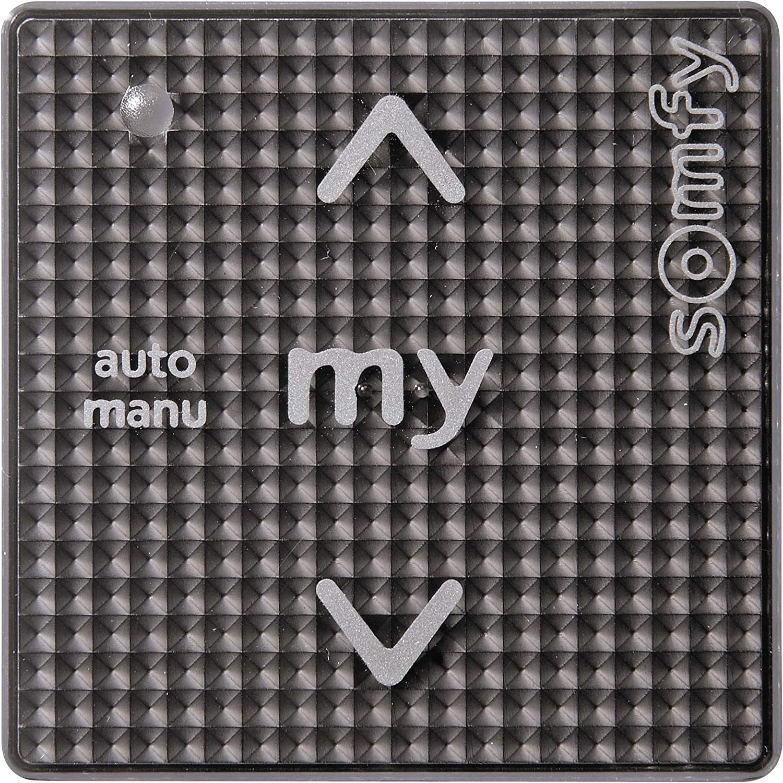 Black 3660849516567 1811205 Somfy Appareil de commande du moteur Smoove UNO IB