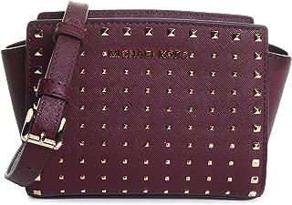 Michael Kors Women's Selma Stud Mini Crossbody Bag