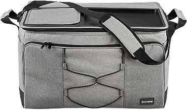 bomoe kylväska vikbar IceBreezer KT53 – cool väska utomhus – 53 x 37 x 32 cm – 62 liter – picknickväska för camping/festiv...