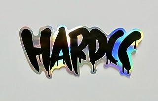メルティングHARDCC ホログラムステッカー